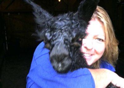 Mary Beth & Baby Z